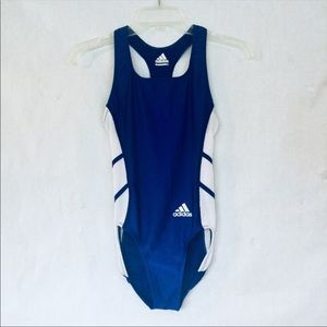 Adidas One Piece Swimsuit Size Small